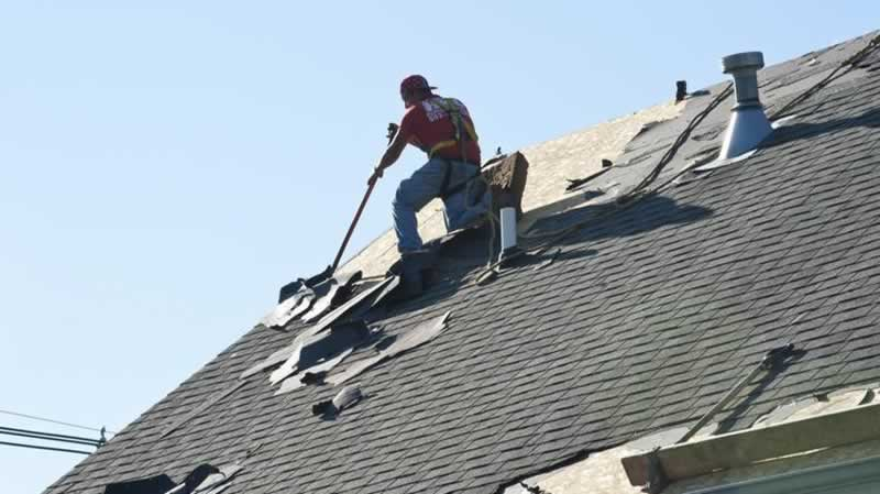 Your perfect roofing solution in tulsa - stripping old roof