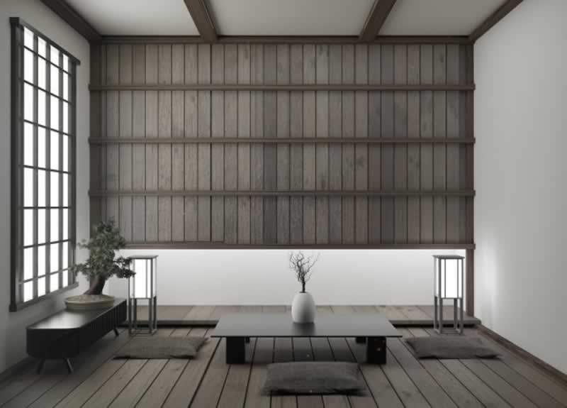12 Fascinating Japanese Style Home Decor Ideas - furniture