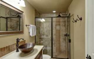 4 Surefire Ways to Transform Your Basement into Useful Space - basement bathroom