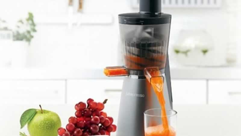 5 reasons why you should use Cold-Pressed Juicer - juice
