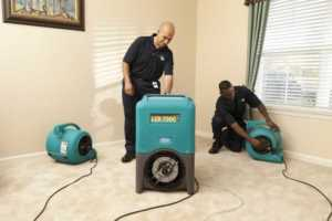 5 tips for hiring a water damage professional - water damage machines