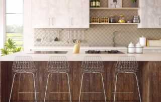 7 Savvy Ideas to Create an Ultra Stylish Kitchen - backsplash