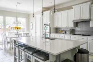 7 Savvy Ideas to Create an Ultra Stylish Kitchen - tapware