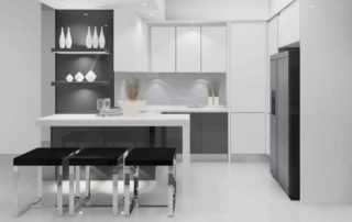 9 Brilliant Design Ideas for Remodeling a Small Kitchen - modern small kitchen