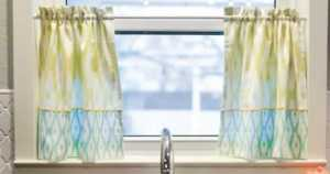 Amazing DIY Curtain Ideas for Your Home - cutouts