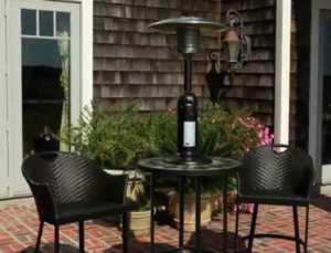 Best patio heater 2019 - fire sense