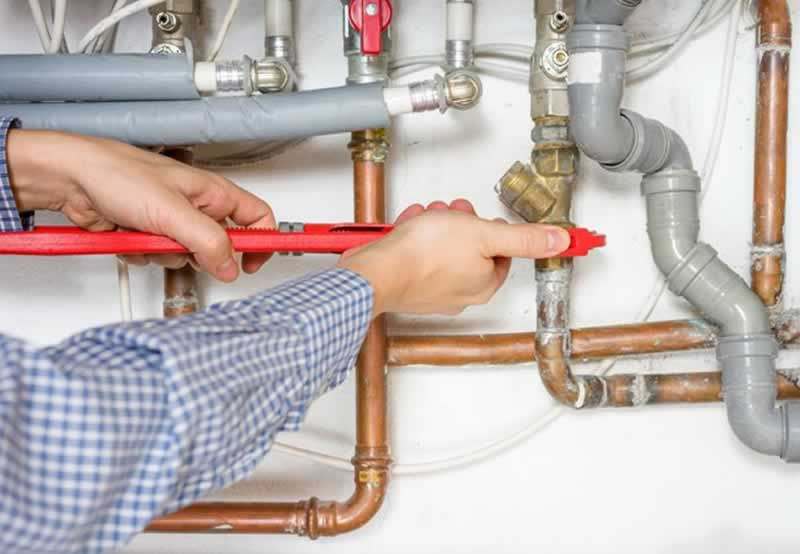 Common Causes of Noisy Water Pipes - loose pipes