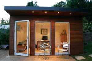 DIY Methods to Turn your Garden Shed into an Office Space