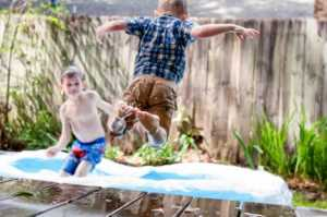 Fun Activities Parents Can Enjoy With Their Kids - pool