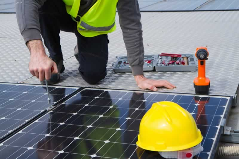 Homeowners in Idaho Could Spend $8,520 to Have Solar Power - solar panels