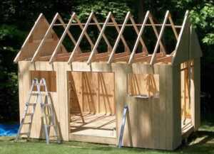 How Hard Is It to Build a Garden Shed