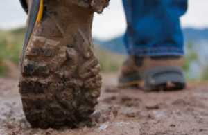 How not to let your home contractor ruin your place - muddy boots