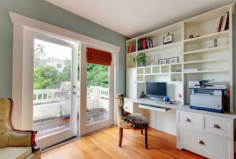 How to Create Perfect Working Space in Your House - home office