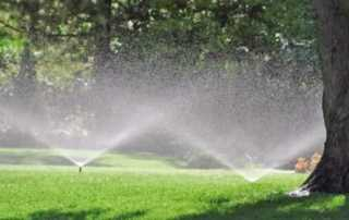 How to Recognize, Prevent, and Fix a Damaged Irrigation System - sprinklers