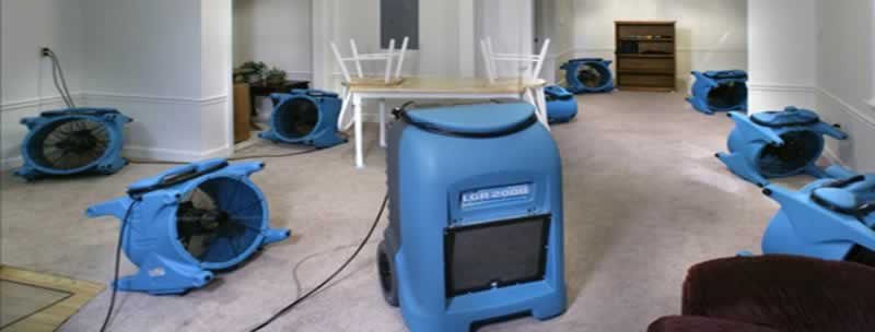 How to Save Your Home after a Flooding With Water Removal - dehumidification