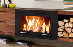 Myth-Adventures With Wood-Burning Stoves - beautiful stove