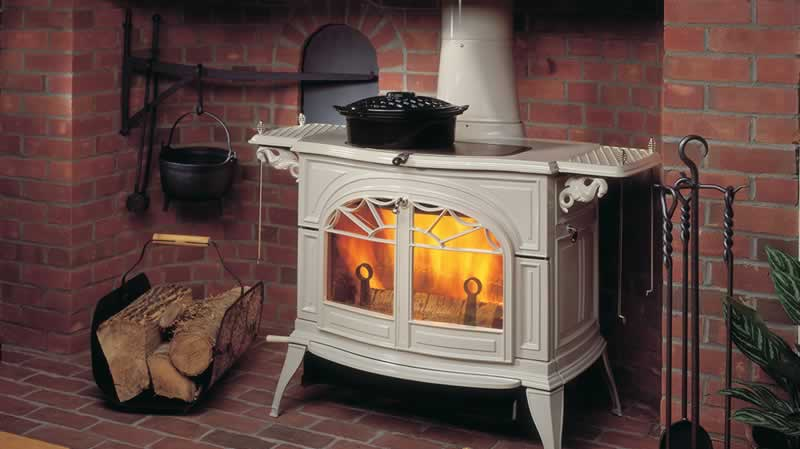 Myth-Adventures With Wood-Burning Stoves