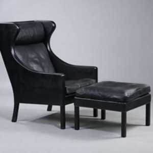 The Effortless Adjustability of the Borge Mogensen Chair Ottoman You Can't Miss Out On - extravagant