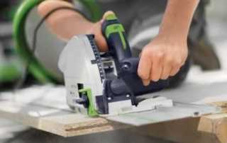 Track Saw vs. Table Saw - track saw