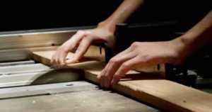 Track Saw vs. Table Saw - track saw - table saw