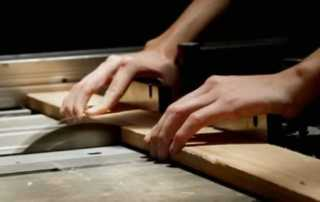 Track Saw vs. Table Saw - track saw - table saw