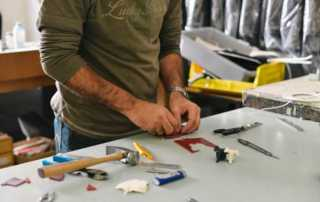 Turning Your Garage Into A Man Cave - tools