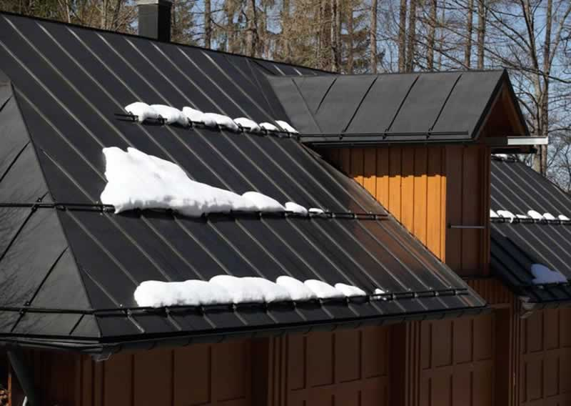 Why metal roofing is the preferred choice for many homeowners - beautiful metal roof