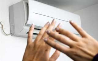 10 signs that your home air conditioner needs repair - no cold air