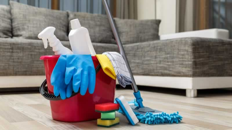 5 Awesome DIY Tips To Help Keep Your House Clean