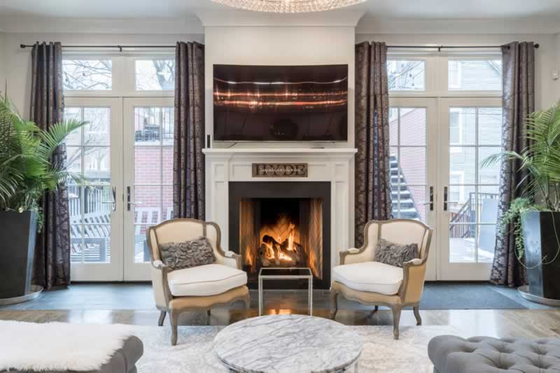 6 Benefits Of A Ventless Fireplace