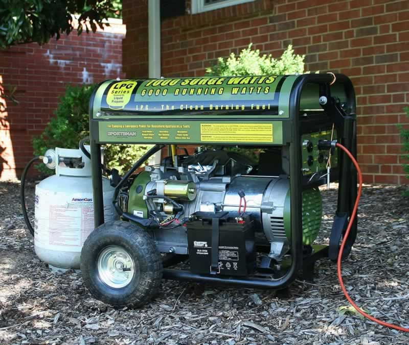 Are propane generators reliable