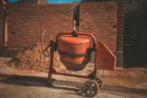 Cold Weather Concrete Pouring Tips - cement mixer