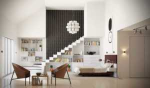 Effective ways of choosing the right design for your home - living room