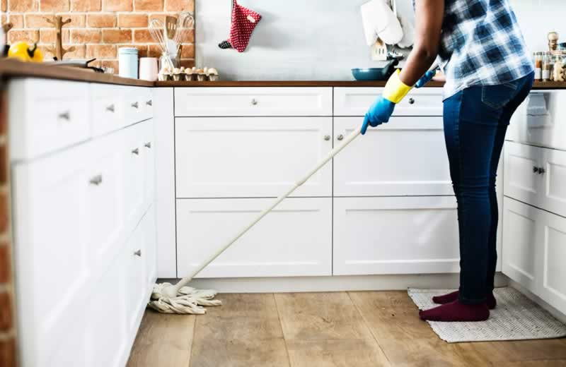 House Cleaning Area That You've Probably Forgotten About
