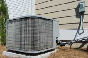 How to care for your aging HVAC system - outdoor unit