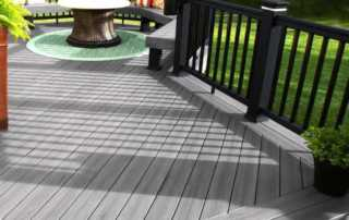 Maintenance tips for composite decking - composite decking