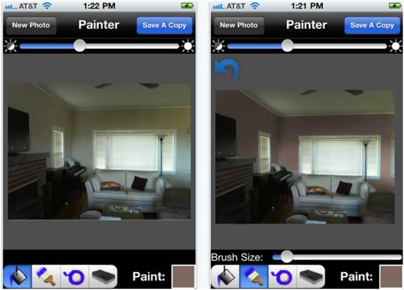 Master Home Improvement With These Great Apps - Paint tester