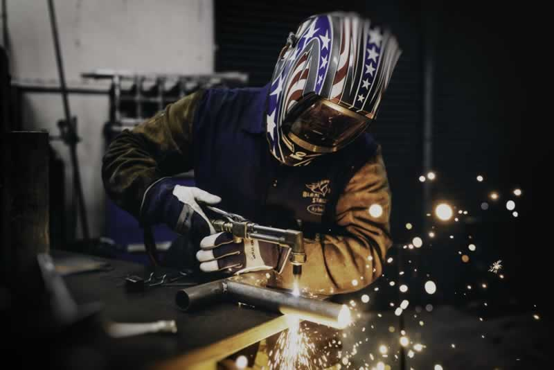 Top Five Welding Tips That Can Help To Improve Your Welding Skills - welding helmet
