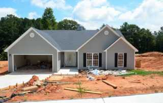 An Essential Checklist in Building the House of Your Dreams - almost finished house