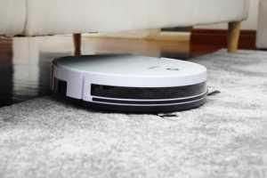 Buyer's Guide Should You Get a Robotic Vacuum - vacuuming