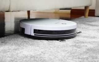 Buyer's Guide Should You Get a Robotic Vacuum - vacuuming