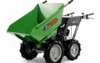 Buying Guide for Powered Wheelbarrows