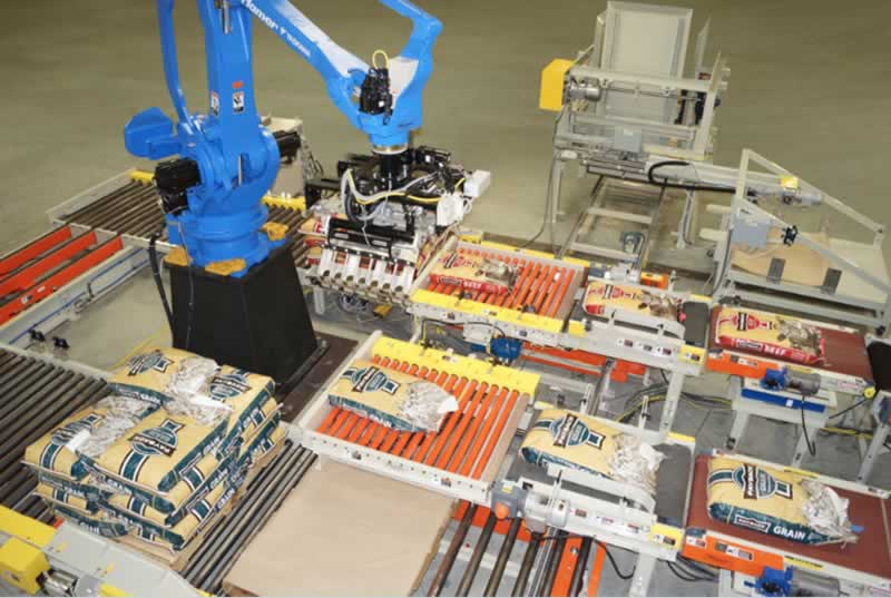 How Automated Palletizing Equipment is a good investment