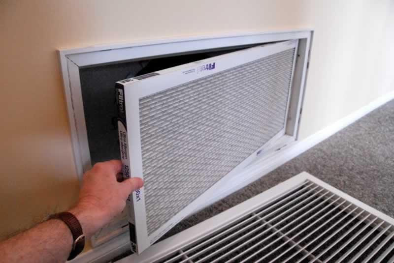 How to Choose the Right HVAC System When Building a New Home - filter