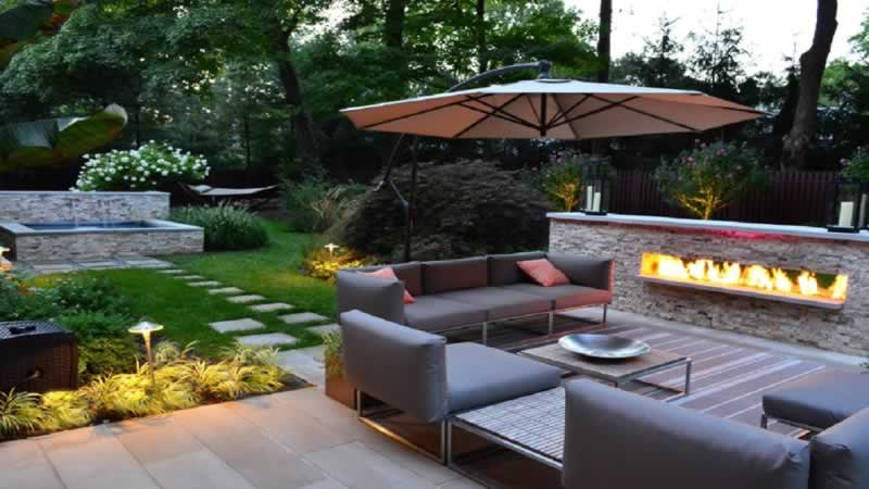 How to Style Your Outdoor Area