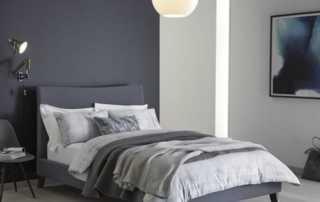 How to design a bedroom for better sleep - cozy bedroom