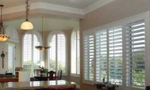 How to pick the best window treatments for you home - shutters