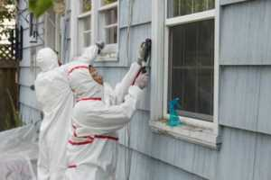 How to remodel a home with lead safely - removing lead paint
