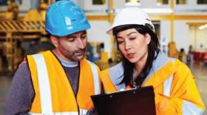 Lifting the standard - a guide to industrial safety - safety training
