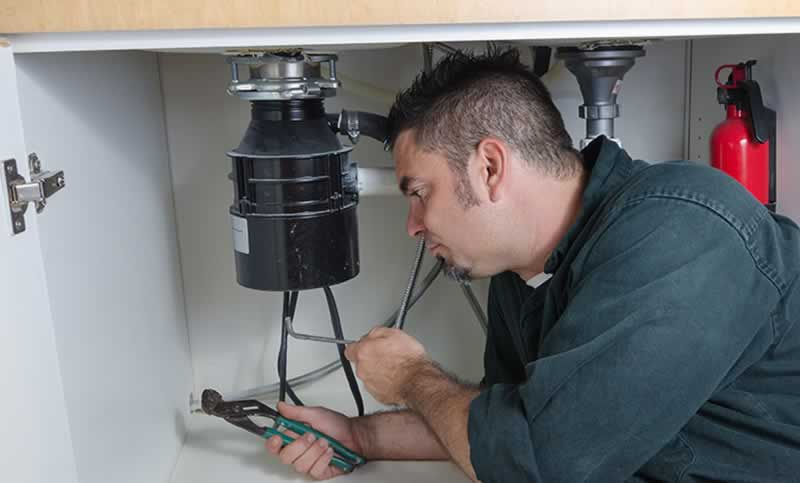 Signs You Need DIY Emergency Plumbing Solutions - jammed garbage disposal